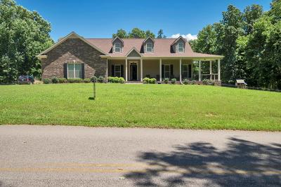 Single Family Home For Sale: 4660 Frankie Rd