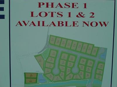 Antioch Residential Lots & Land For Sale: Preston Road