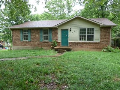 Clarksville Single Family Home Active - Showing: 1811 Palamino Dr