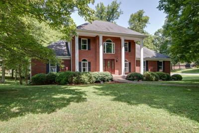 Smyrna Single Family Home Under Contract - Showing: 120 Glen Echo Dr