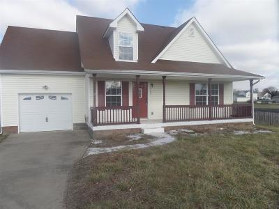 Clarksville Single Family Home Active - Showing: 3745 Parsons Way