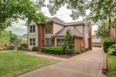 Nashville Single Family Home Active - Showing: 51 Brookhill Cir