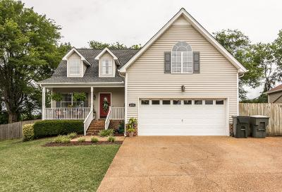 Gallatin Single Family Home Active - Showing: 415 Bryn Mawr Cir