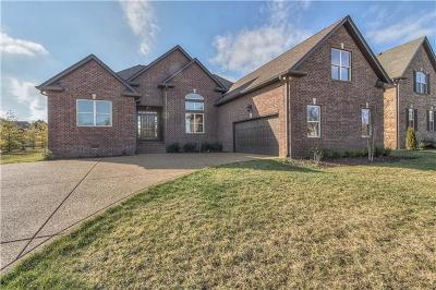 Gallatin Single Family Home Active - Showing: 1047 Five Coves Trce