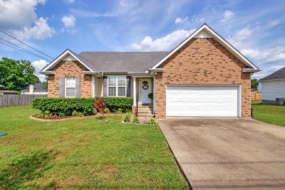 Murfreesboro Single Family Home Active - Showing: 7012 Riverwalk Blvd