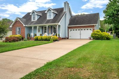 Smyrna Single Family Home Active - Showing: 119 Saint Michaels Ln