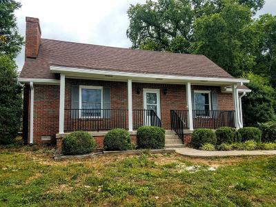 Gallatin Single Family Home Active - Showing: 9 Old Hwy 31e