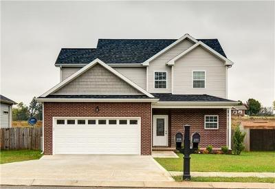 Christian County Single Family Home Under Contract - Not Showing: 216 Azalea