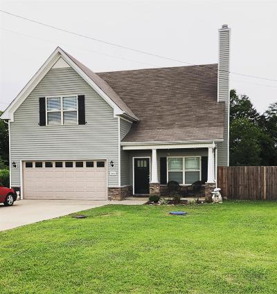 Murfreesboro Single Family Home Active - Showing: 1042 Shallow Water Way