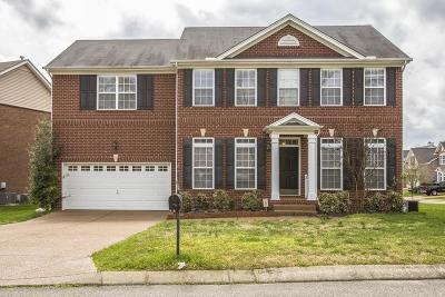 Spring Hill Single Family Home Active - Showing: 1003 Williford Ct