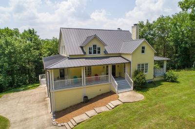 Lebanon Single Family Home For Sale: 1456 Berea Church Rd
