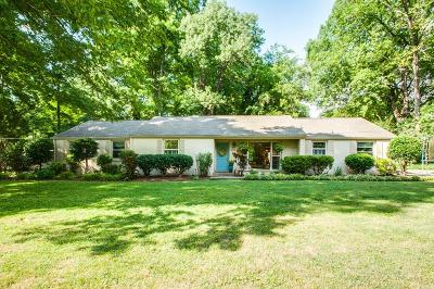 Nashville Single Family Home Active - Showing: 4606 Log Cabin Rd