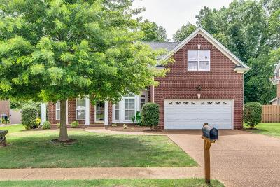Mount Juliet Single Family Home Active - Showing: 3027 W Cairns Dr