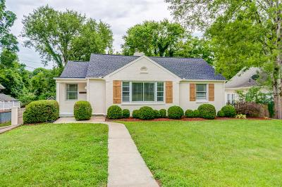 Nashville Single Family Home Active - Showing: 4007 Murphy Rd
