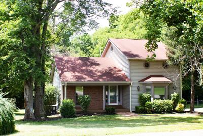 Mount Juliet TN Single Family Home Active - Showing: $249,000