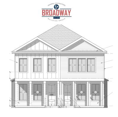 Nashville Single Family Home Active - Showing: 5425 Kentucky Ave