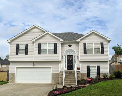 Clarksville Single Family Home Active - Showing: 1356 Mutual Dr
