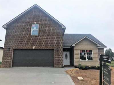 Clarksville Single Family Home Active - Showing: 44 Sango Mills