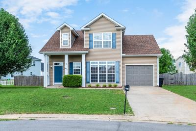 Murfreesboro Single Family Home Active - Showing: 438 Stetson Ct