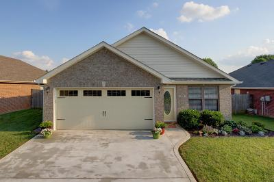 Clarksville Single Family Home Active - Showing: 978 Culverson Ct
