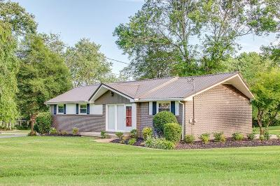 Hendersonville Single Family Home Active - Showing: 110 Gates Dr