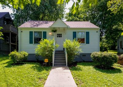 Nashville Single Family Home Active - Showing: 804 Powers Ave