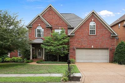 Thompsons Station TN Single Family Home Active - Showing: $369,900