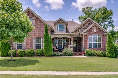 Spring Hill Single Family Home Under Contract - Showing: 1709 Stoney Hill Ln