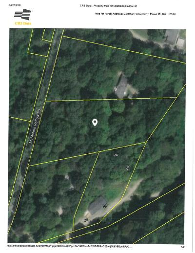Robertson County Residential Lots & Land For Sale: 1865 c McMahan Hollow Rd