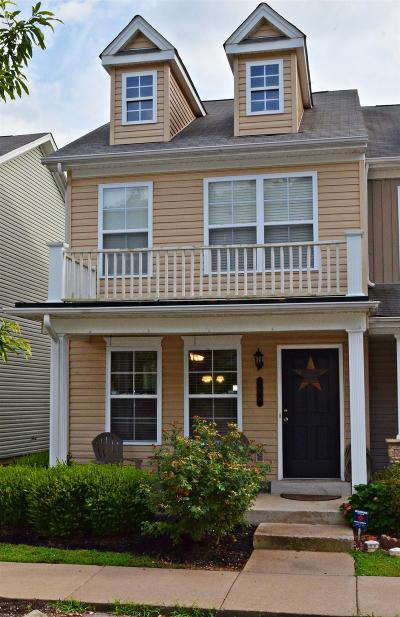 Davidson County Condo/Townhouse Active - Showing: 1382 Rural Hill Rd Unit 158 #158