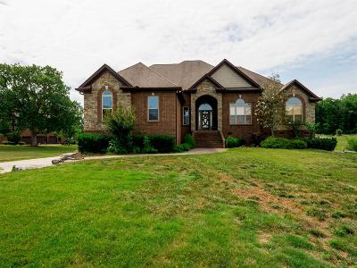 Lebanon Single Family Home For Sale: 808 Stonebrook Dr