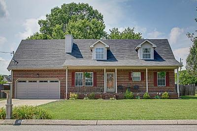 Smyrna Single Family Home Active - Showing: 310 Orpha Dr