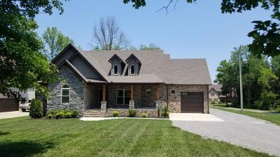 Rockvale Single Family Home For Sale: 14780 Mount Pleasant Rd