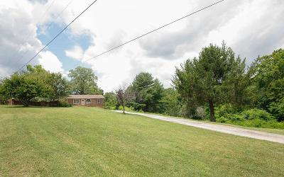 Christian County, Ky, Todd County, Ky, Montgomery County Single Family Home For Sale: 304 Mayhew Rd