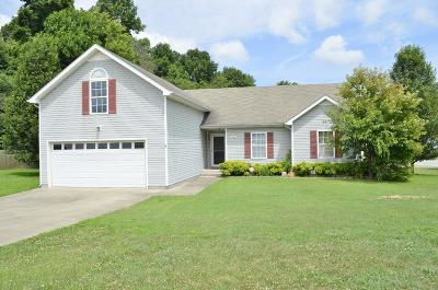Clarksville Single Family Home Active - Showing: 3814 McAllister Dr