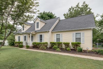 Murfreesboro Single Family Home Active - Showing: 1807 Pecan Ridge Dr