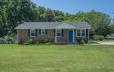 Murfreesboro Single Family Home Active - Showing: 7055 Forrest Ln