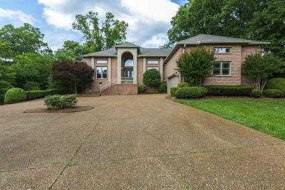 Hendersonville Single Family Home Under Contract - Not Showing: 139 Caudill Dr
