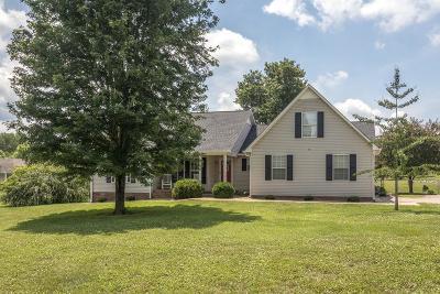 Culleoka Single Family Home For Sale: 4643 Dugger Rd