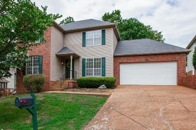 Nashville Single Family Home Active - Showing: 1205 Holt Hills Ct