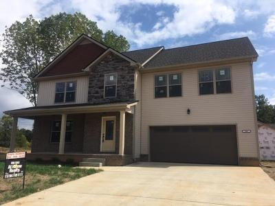 Clarksville Single Family Home Active - Showing: 268 Towes