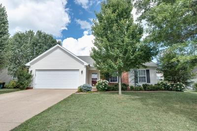 Spring Hill  Single Family Home Under Contract - Showing: 1914 Lawndale Dr