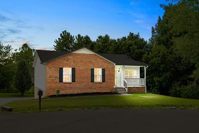 Clarksville Single Family Home Active - Showing: 1169 Kendall Dr
