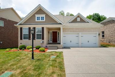 Mount Juliet TN Single Family Home Active - Showing: $368,400