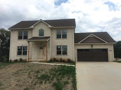 Clarksville Single Family Home Active - Showing: 301 Pinson