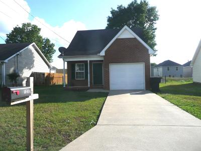 Murfreesboro Single Family Home Active - Showing: 1235 Matterhorn Run