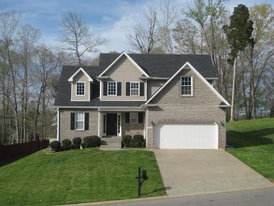 Clarksville Rental Active - Showing: 559 Winding Bluff Way