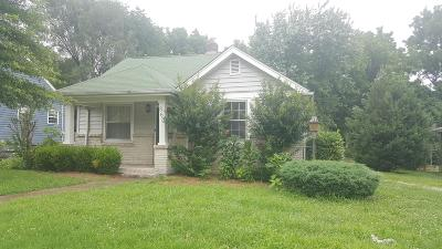 Nashville Single Family Home Active - Showing: 360 Glenrose Ave
