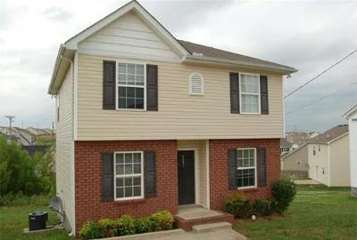 Lavergne Single Family Home Under Contract - Not Showing: 3091 Ace Wintermeyer Dr