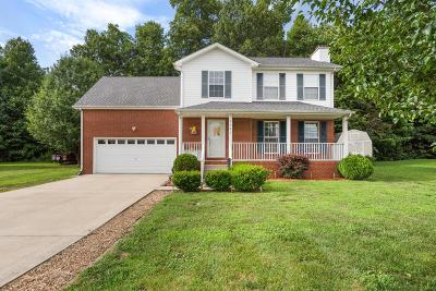 Clarksville Single Family Home Active - Showing: 2503 Elkmont Dr
